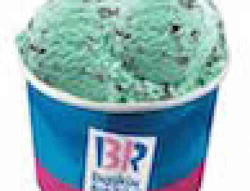 Baskin Robbins 70th Anniversary